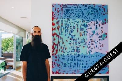 jonathan apgar in L'Art Projects Presents À la Mode: Painted Method