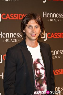 jonathan cheban in DJ Cassidy's Birthday at Intrepid Air and Space.
