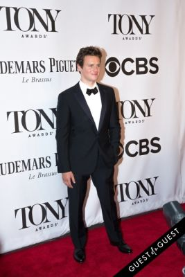 jonathan groff in The Tony Awards 2014