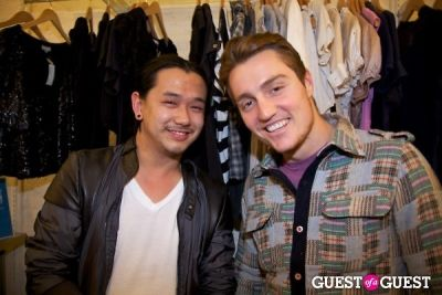 jonathan thai in Sustainable Fashion Party