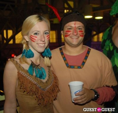 jordan collins in Halloween at the Old Post Office Pavilion