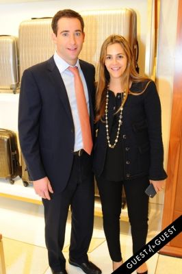 jordan panzer in Hartmann & The Society of Memorial Sloan Kettering Preview Party Kickoff Event