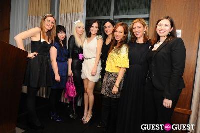 dina fierro in 2nd Annual Fashion 2.0 Awards