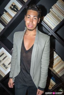 jorge adrian in Oliver Theyskens Theory After Party