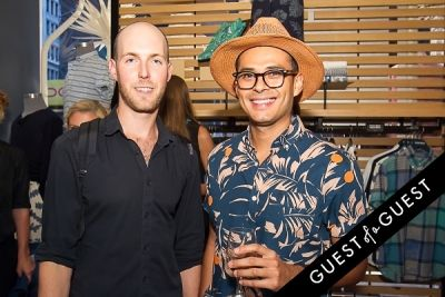 jorge gallegos in Bonobos Fifth Avenue Guideshop Launch Event