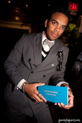 jose luis-urena in Matthew Williamson Fall 2009 Collection Party