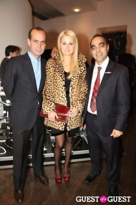 alexandra vidal-trullols in Fortuna Auction Private Preview Party