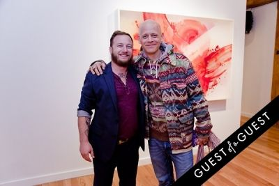 sebastian wahl in ART Now: PeterGronquis The Great Escape opening
