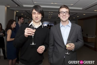 joseph keckler in NYFA Young Patrons Cocktail Reception