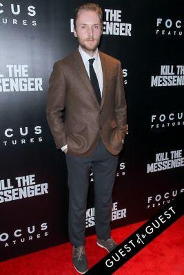 josh close in Kill The Messenger Movie Premiere