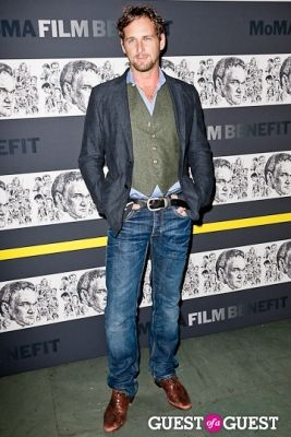 josh lucas in Museum of Modern Art Film Benefit: A Tribute to Quentin Tarantino