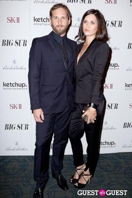 josh lucas in BIG SUR New York Movie Premiere