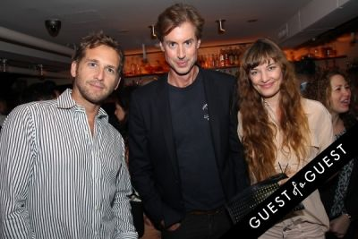 josh lucas in BR Guest Celebrates Partnership with Feedie App at Troy Liquor Bar