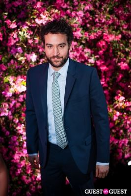 josh radnor in Chanel Hosts Eighth Annual Tribeca Film Festival Artists Dinner