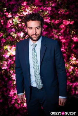 josh radnor in Chanel Hosts Eighth Annual Tribeca Film Festival Artists Dinner