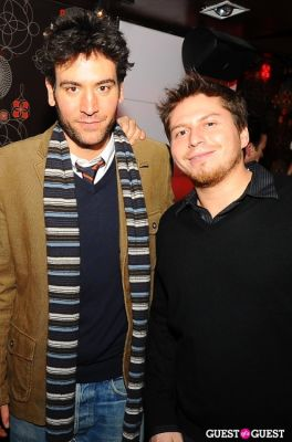 "josh radnor in Paper Street Films Opening Weekend Party for ""Happythankyoumoreplease"""