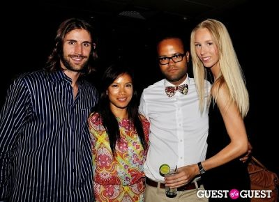 andre edwards in Yanick Dery + UNICEF Art and Charity Event