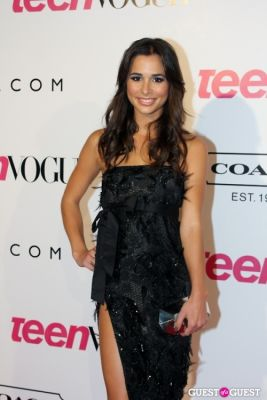 9th Annual Teen Vogue 'Young Hollywood' Party Sponsored by Coach (At Paramount Studios New York City Street Back Lot)