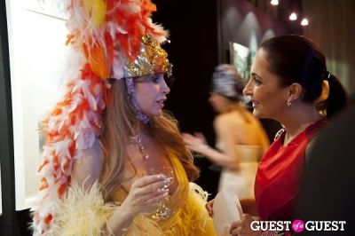 joy marks in African Rainforest Conservancy's 22nd annual Artists for Africa benefit