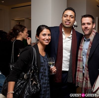 colin da-silva-vint in Ovarian Cancer National Alliance Private Event with J.Crew