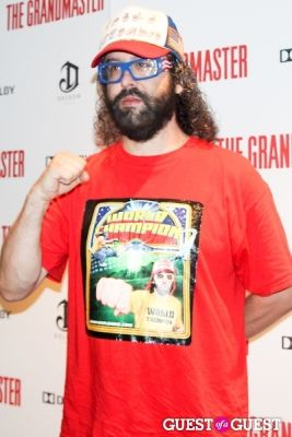 judah friedlander in The Grandmaster NY Premiere