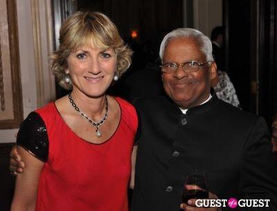 sreedhar menon in Asia Society Awards Dinner