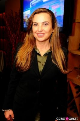 """judith regan in Launch Party at Bar Boulud - """"The Artist Toolbox"""""""