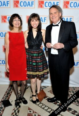 laura zarougian in COAF 12th Annual Holiday Gala