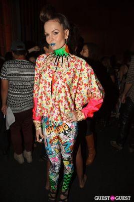 julia barek in AIDS Healthcare Foundation Presents Art Hearts Fashion