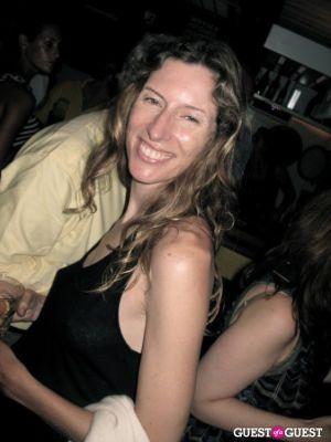 julia chaplin in Blackwell Rum Celebrates At Navy Beach