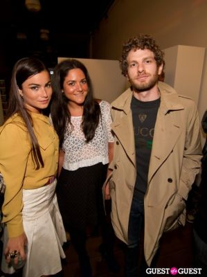 julian ungano in Bright Young Things Opening Party