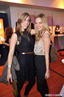 amber gregory in WIRED Store Opening Night Party