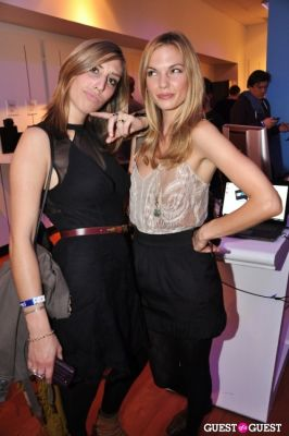 julia hill in WIRED Store Opening Night Party