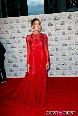 julia koch in New York City Ballet Fall Gala Celebrates Valentino