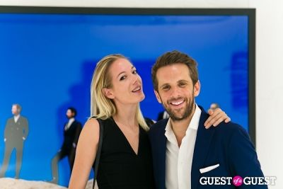 gregoire vogelsang in Tyler Shields and The Backstreet Boys present In A World Like This Opening Exhibition