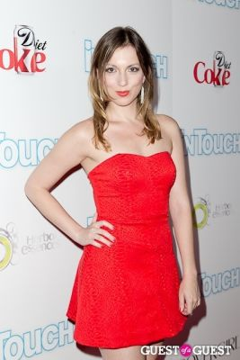 julia melim-tv-host-at-hollywood-tv in In Touch Weekly's 2013 Icons and Idols Event