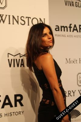 julia restoin-roitfeld in amfAR Gala New York