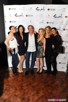hank freid in New York Smash Magazine's Aspen Party