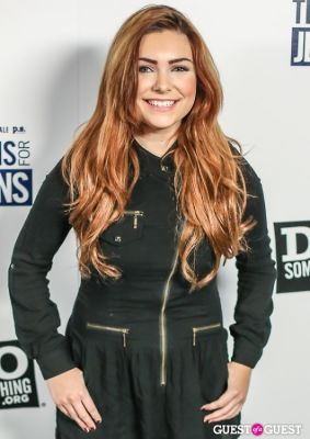 julianna rose in 6th Annual 'Teens for Jeans' Star Studded Event