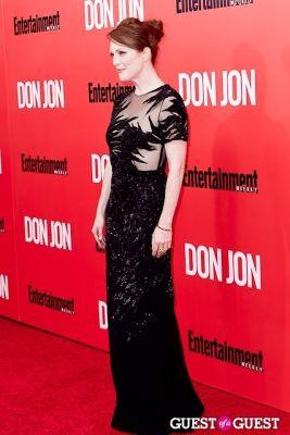 julianne moore in Don Jon Premiere