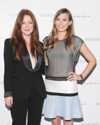 julianne moore in Last Night's Parties: From Brian Atwood, To Proenza Schouler, Fashion Week Has Officially Hit NYC 9/6/2012
