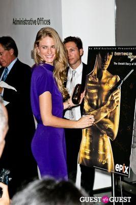 julie henderson in EPIX & Vanity Fair Present: Documentary, 50 Years of James Bond