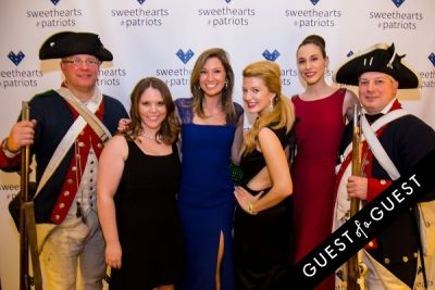 elizabeth kane in Sweethearts and Patriots Annual Gala