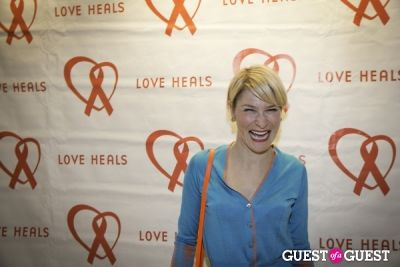 julie macklowe in Love Heals Gala 2014
