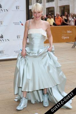 julie macklowe in American Ballet Theatre's Opening Night Gala