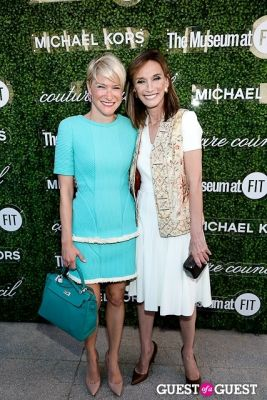 julie macklowe in Michael Kors 2013 Couture Council Awards