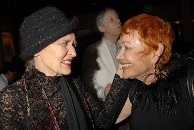 julie wilson in Bernard Bierman's 101st Birthday Party
