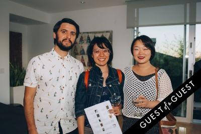 keika yamaguchi in L'Art Projects Presents À la Mode: Painted Method
