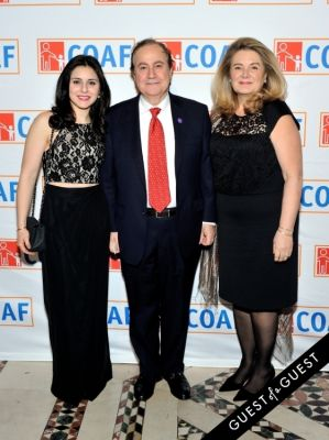 juliet tchorbajian in COAF 12th Annual Holiday Gala