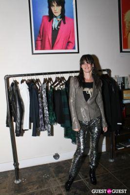 juliette lewis in Mick Rock Book Release